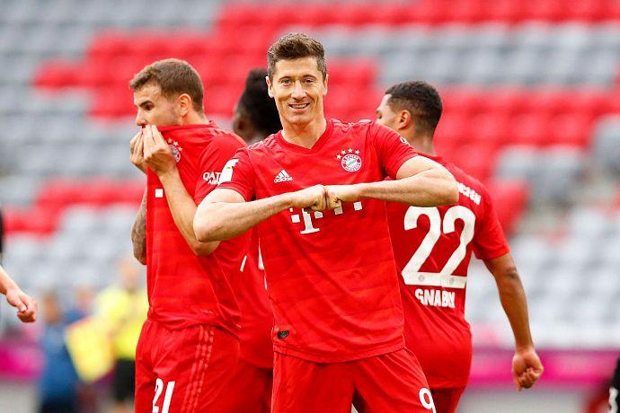 Прогноз на матч Байер – Бавария 06.06.2020