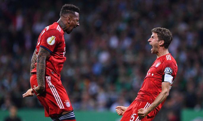 Прогноз на матч Вердер – Бавария 16.06.2020