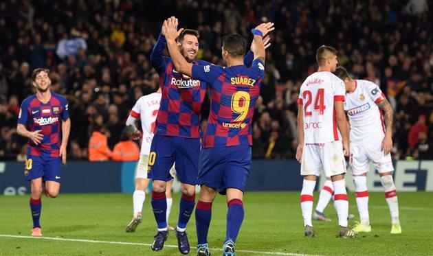 Прогноз на матч Мальорка – Барселона 13.06.2020