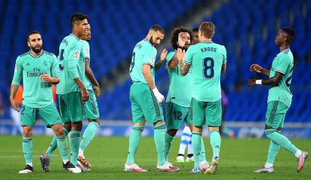 Прогноз на матч Реал – Мальорка 24.06.2020