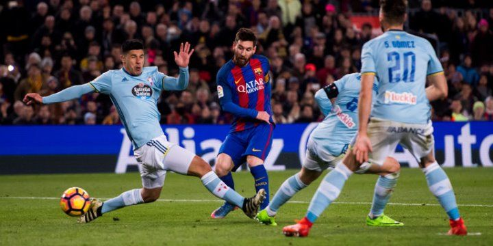 Прогноз на матч Сельта – Барселона 27.06.2020