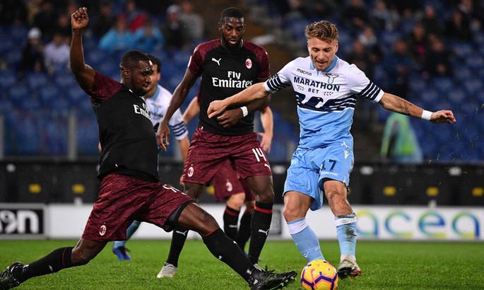 Прогноз на матч Лацио – Милан 4.07.2020