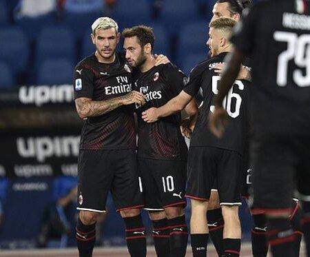 Прогноз на матч Лацио – Милан 26.04.2021