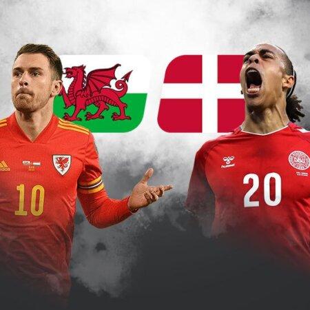 Прогноз на матч Уэльс – Дания 26.06.2021