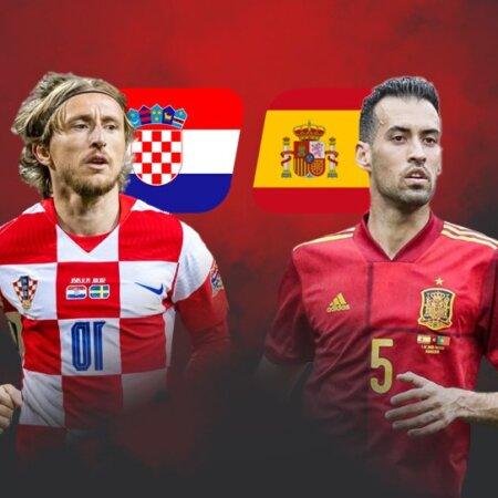 Прогноз на матч Хорватия – Испания 28.06.2021
