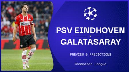 Прогноз на матч ПСВ – Галатасарай 21.07.2021