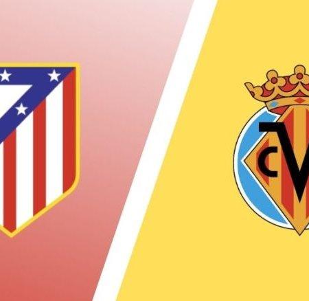Прогноз на матч Атлетико – Вильярреал 29.08.2021