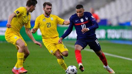 Прогноз на матч Украина – Франция 4.09.2021
