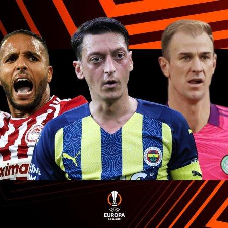 Прогноз на матч Фенербахче – Олимпиакос 30.09.2021