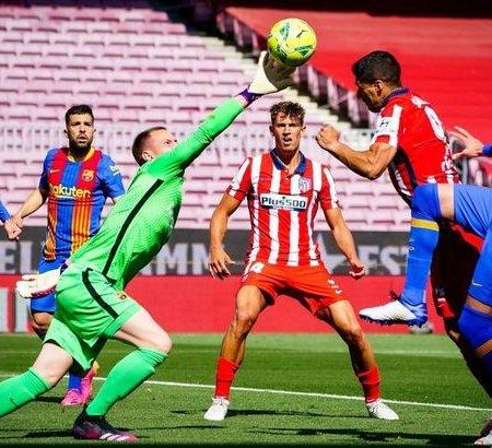 Прогноз на матч Атлетико – Барселона 2.10.2021