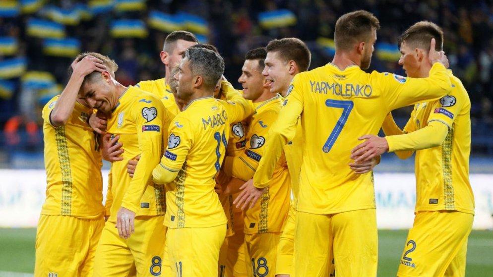 Прогноз на матч Украина – Босния и Герцеговина 12.10.2021