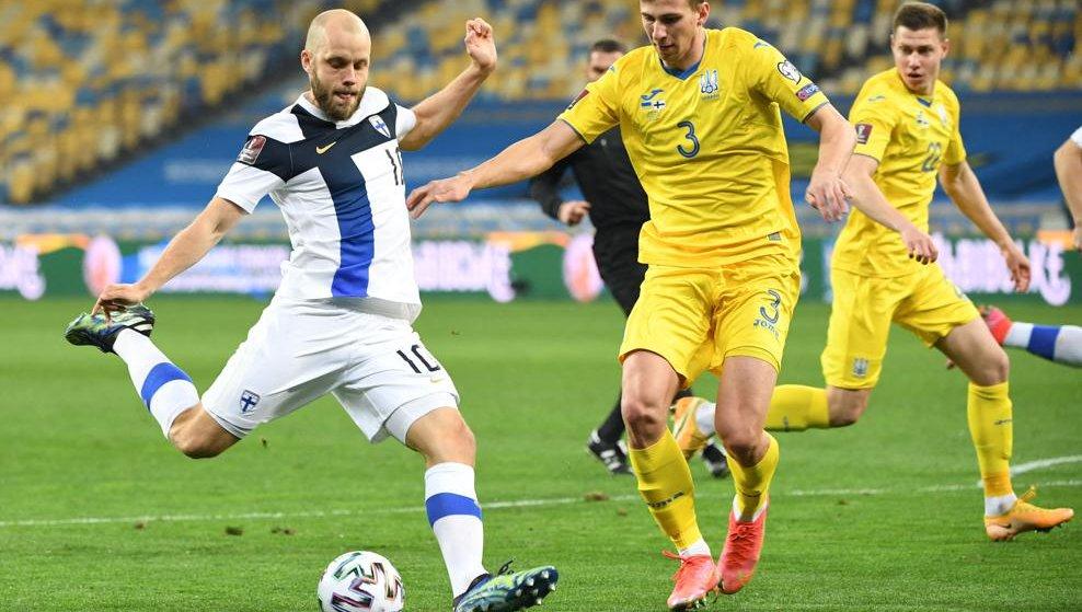 Прогноз на матч Финляндия – Украина 9.10.2021