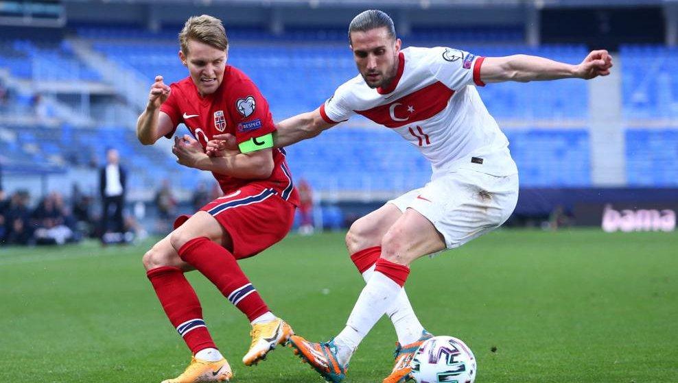 Прогноз на матч Турция – Норвегия 8.10.2021